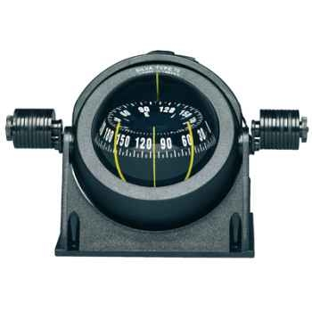 Boussole compas sur étrier de fixation SILVA - 70NBCS