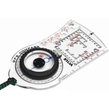 Boussole ECLIPSE à plaquette Système ECLIPSE SILVA - ECLIPSE 96 GPS