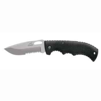 Couteau sous étui Gerber GATOR II DROP lame crantée  01413
