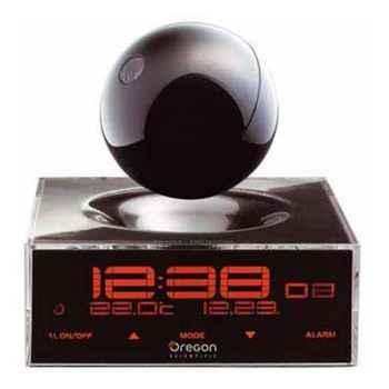 Réveil projecteur sans fil, désigner Giovannoni Oregon scientific-RM382P