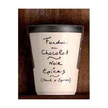 Lot 2 fondue au chocolat noir et épices Aux Anysetiers du Roy - 0314x2