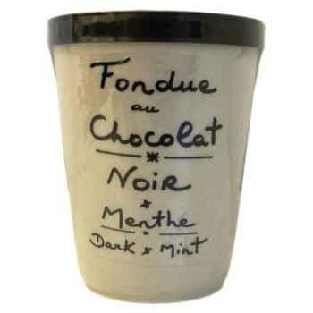 2 fondue au chocolat noir et menthe Aux Anysetiers du Roy - 0316x2
