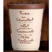 2 fondue au chocolat au lait et carameaux anysetiers du roy 0319x2