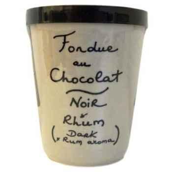 2 fondue au chocolat noir et rhum Aux Anysetiers du Roy - 0324x2