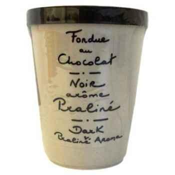 2 fondue au chocolat noir et praliné Aux Anysetiers du Roy - 0325x2