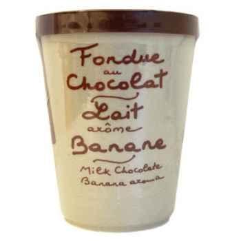 2 fondue au chocolat au lait et banane Aux Anysetiers du Roy - 0328x2
