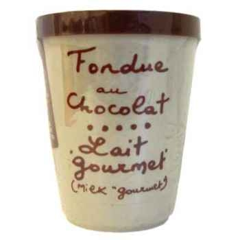2 fondue au chocolat au lait gourmet Aux Anysetiers du Roy - 0331x2
