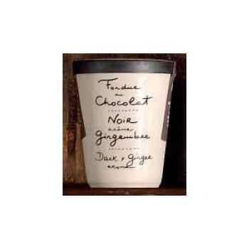 2 fondue au chocolat noir et gingembre Aux Anysetiers du Roy - 0333x2