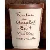 2 fondue au chocolat saint valentin au lait et vanille aux anysetiers du roy v321x2