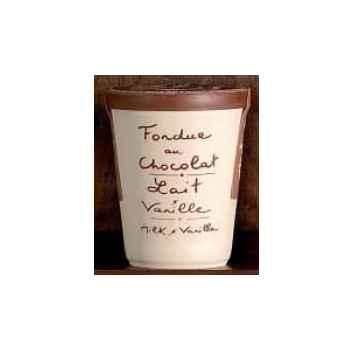 2 fondue au chocolat Saint Valentin au lait et vanille Aux Anysetiers du Roy - V321x2