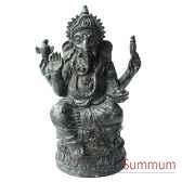 statuette divinite hindouiste en bronze brz1282v
