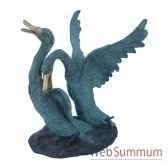canard en bronze brz1095