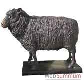 mouton en bronze brz1088