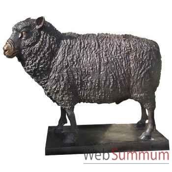 Mouton en bronze -BRZ1088