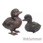 canard en bronze brz1219