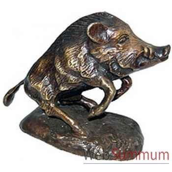 Sanglier en bronze -BRZ1002