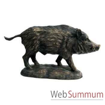 Sanglier en bronze -BRZ1006