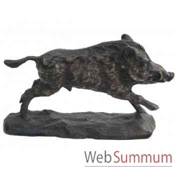 Sanglier en bronze -BRZ1015