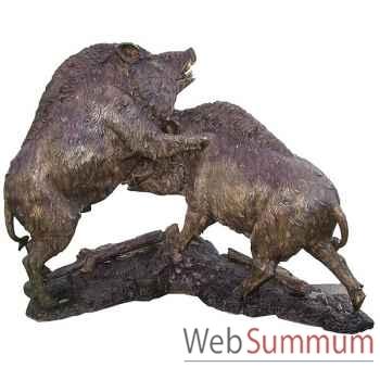 Sanglier en bronze -BRZ1332