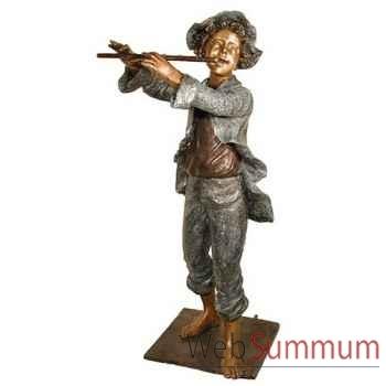 Enfant en bronze -BRZ1313
