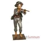 enfant en bronze brz1314