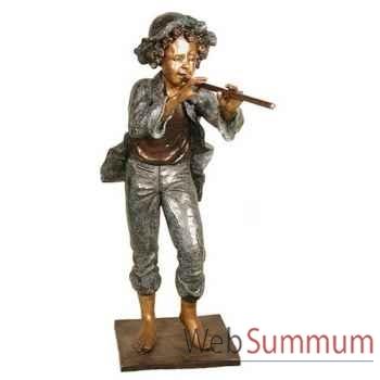 Enfant en bronze -BRZ1314