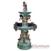 fontaine a etage en bronze brz1155