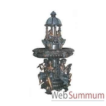Fontaine à étage en bronze -BRZ966