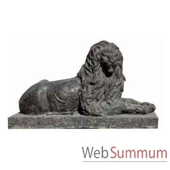 Lion en bronze -BRZ357