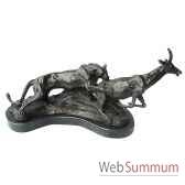 panthere en bronze brz1265