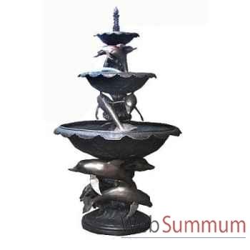 Fontaine à étage en bronze -BRZ462