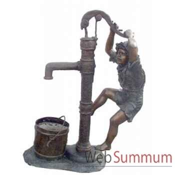 Fontaine Vasque en bronze -BRZ247