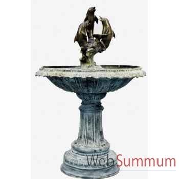 Fontaine Vasque en bronze -BRZ471