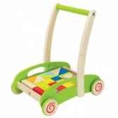 chariot avec blocs hape e0371