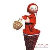 marionnette marotte anima scena le petit chaperon rouge environ 53 cm 11041b