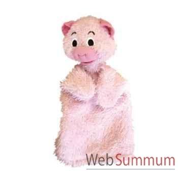Marionnette à main Anima Scéna - Le cochon - environ 30 cm - 22481a