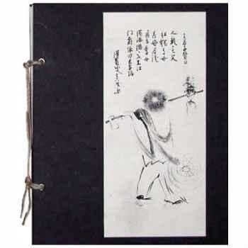 Méditation asiatique, Cahier Zen Voyageur - CZ006