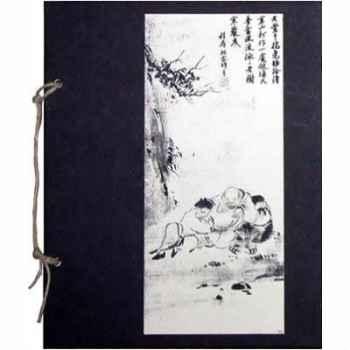 Méditation asiatique, Cahier Zen La sieste - CZ001