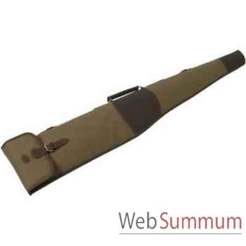 Baron-4013-02-Fourreau pour fusil en toile.