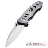 leatherman 830350 couteau modele c303 lame mi crantee couteau ferme 1016 cm garantie 25 ans