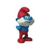 figurine grand schtroumpf 00151
