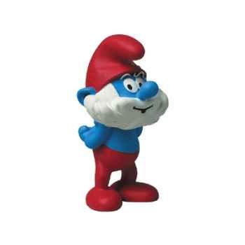 Figurine grand Schtroumpf -00151