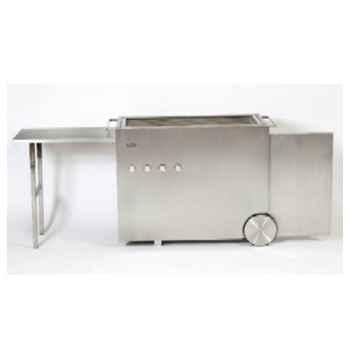 Barbecue Heat 4 bruleurs - HBBQ001
