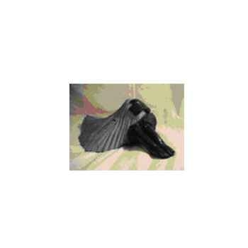 Sculpture femme abstraite timide Terre Sauvage -SL03
