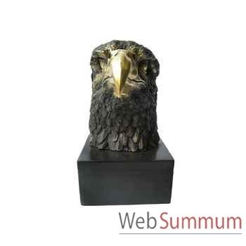 Aigle en bronze -BRZ1271