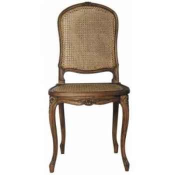 Chaise en osier SolxLuna -PN610