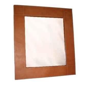 Miroir en cuir SolxLuna -PN940