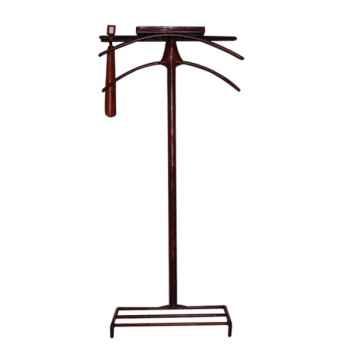 Valet de chambre en cuir et acier SolxLuna -PN956