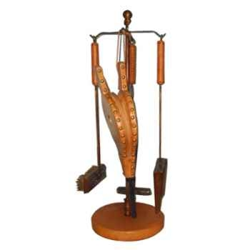 Accessoires cheminée en cuir SolxLuna -PN961