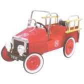 voiture a pedales proto pompier 1938fe